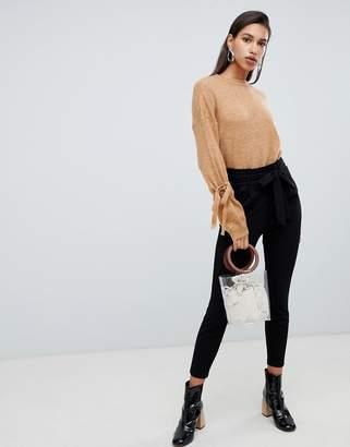 Vero Moda Paperbag Waist PANTS
