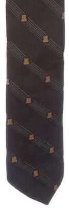 Lanvin Silk Jacquard Tie