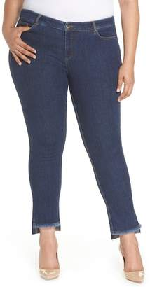 Marina Rinaldi ASHLEY GRAHAM X Idrante Super Stretch Jeans (Regular & Plus Size)