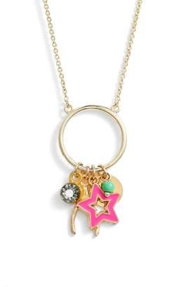 Elise M. Lola Charm Pendant Necklace