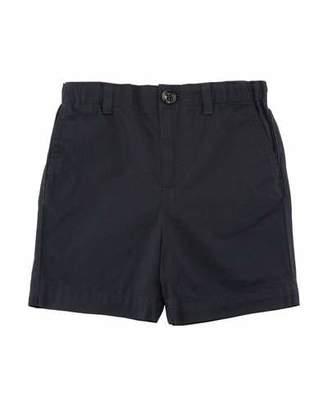 Burberry Sean Cotton Twill Shorts, Size 6M-3Y