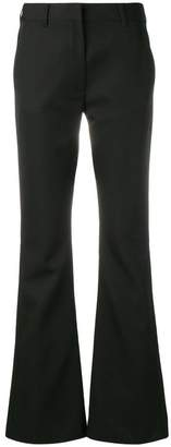 MM6 MAISON MARGIELA flared tailored trousers