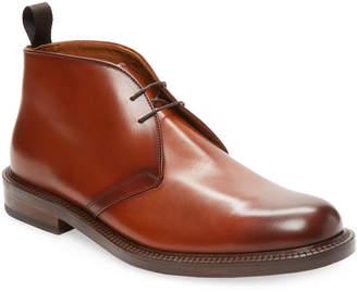 Antonio Maurizi Leather Chukka Boot