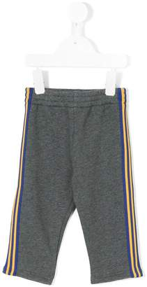 Gucci Kids track pants with stripe