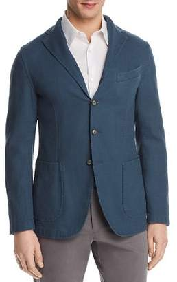 Eidos Washed Regular Fit Sport Coat