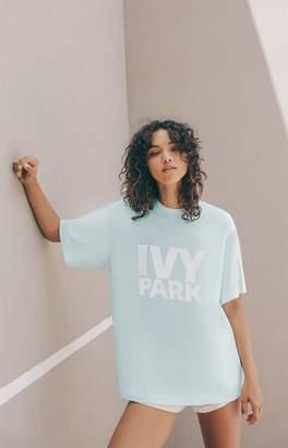 Ivy Park Ivy Park Oversized Logo Tee