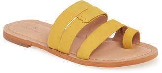 Caslon Mari Toe Loop Slide Sandal