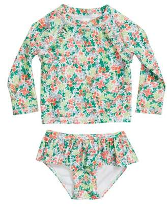 Tucker + Tate Two-Piece Rashguard Swimsuit