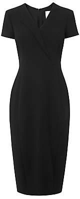 LK Bennett L.K.Bennett Eline Collar Detail Dress, Black