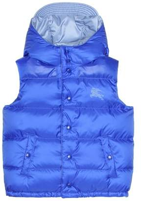 Burberry Reversible down-filled vest