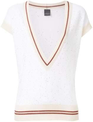 Lorena Antoniazzi V-neck sweater
