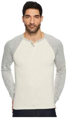 Lucky Brand French Notch Neck Tee Men's T Shirt