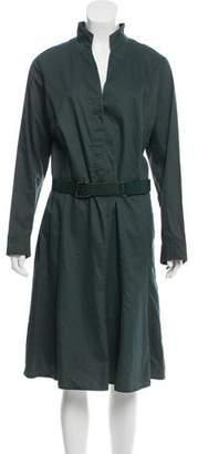 Akris Long Sleeve Midi Dress w/ Tags