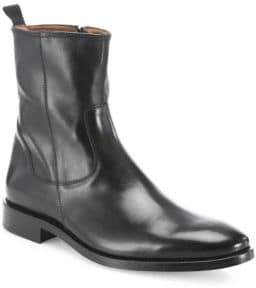 Saks Fifth Avenue COLLECTION Leather Ankle Boots