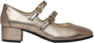 MonnaLisa 30mm Nappa Leather Shoes