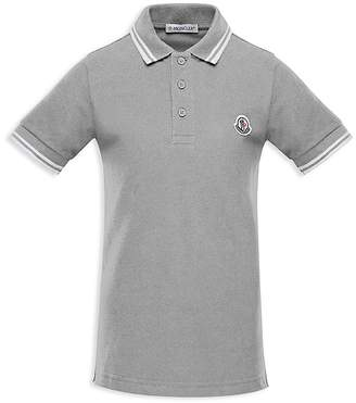 moncler polo shirt kids
