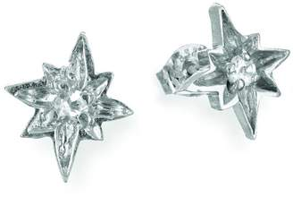 Chupi I'd Be Lost Without You Stud Earrings In Silver