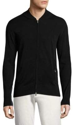 Vilebrequin Zip Front Cotton Cardigan