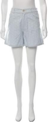 See by Chloe Embellished Mini Shorts