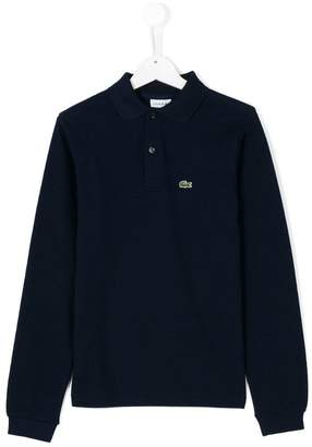 Lacoste Kids classic polo top