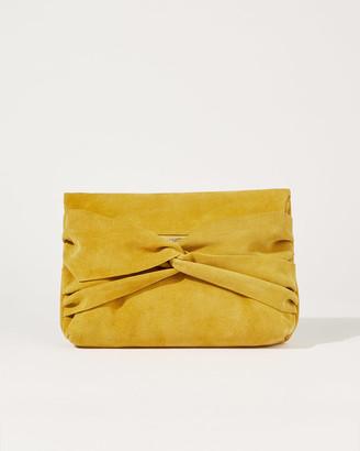 superior quality best sale Sales promotion Mustard Clutch Bag - ShopStyle UK