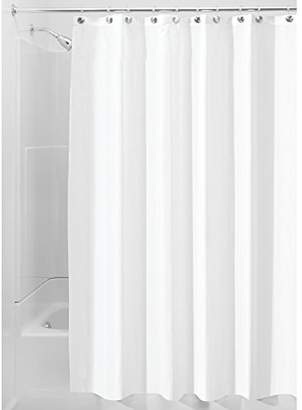 InterDesign 14662 Water Proof Mold and Mildew-Resistant Fabric Shower Stall Curtain