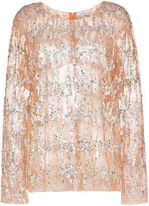 Ashish sequin embellished top
