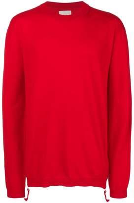 Laneus loose fit sweater