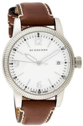 Burberry Utilitarian Watch