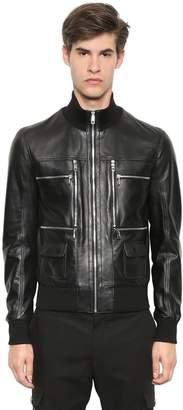 Dolce & Gabbana Soft Leather Jacket