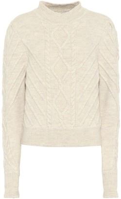 Isabel Marant Brantley stretch wool sweater