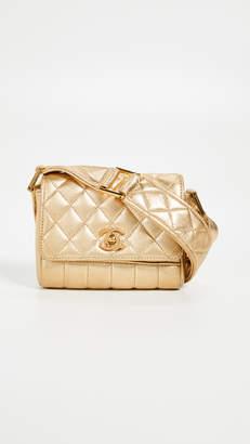 Chanel What Goes Around Comes Around Metallic Shoulder Mini Bag