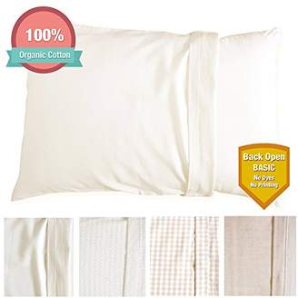 Toddler Pillow Case. No Dyeing
