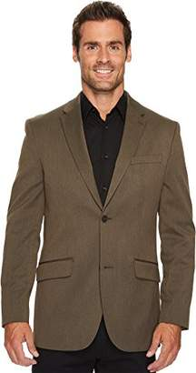 Perry Ellis Men's Stretch Solid Texture Jacket