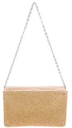 Judith Leiber Overture Glitter-Embellished Evening Bag