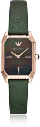 Emporio Armani Gioia Green Women's Watch