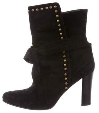 Ulla Johnson Aggie Suede Boots