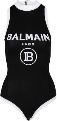 Balmain Bodysuit with logo