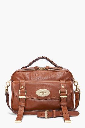 MULBERRY Postman's Lock Camera Bag
