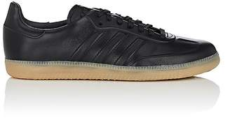 adidas Men's BNY Sole Series: Men's Samba Leather Sneakers
