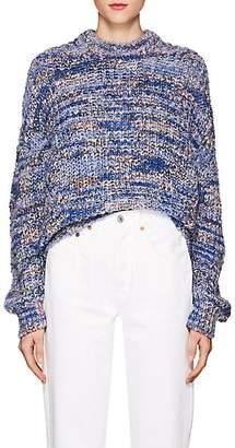Acne Studios Women's Zora Oversized Sweater - Blue Mix