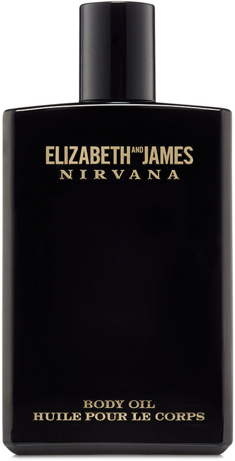 Elizabeth And JamesElizabeth and James Nirvana Black Body Oil, 3.4 oz
