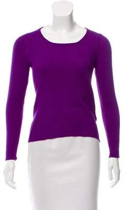 Emilio Pucci Ribbed Wool Sweater