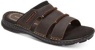 Rockport Men Darwyn Slide Sandals Men Shoes