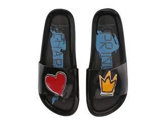 Vivienne Westwood + Melissa Luxury Shoes + Melissa Beach Slide II Women's Shoes