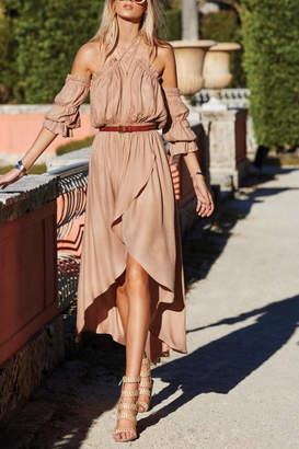 Elan International Wrap Around Dress