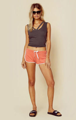 The laundry room cozy crew short $64 thestylecure.com