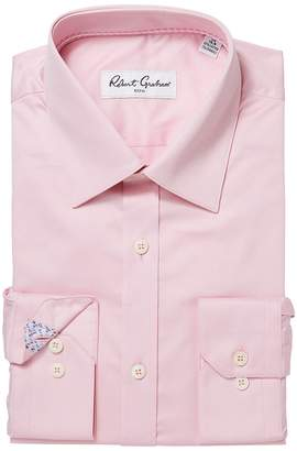 Robert Graham Ace Dress Shirt Men's Long Sleeve Button Up