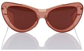 Gentle Monster Leela Brown Sunglasses
