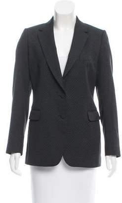 Dries Van Noten Wool Pattern Blazer w/ Tags